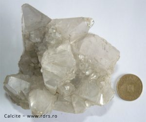 Calcite Raman spectrum